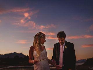 El casamiento de Mey y Tincho