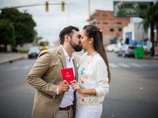El casamiento de Aye y Juan 1
