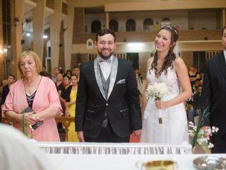 El casamiento de Aye y Juan