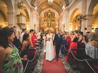 El casamiento de Gimena y Gerardo