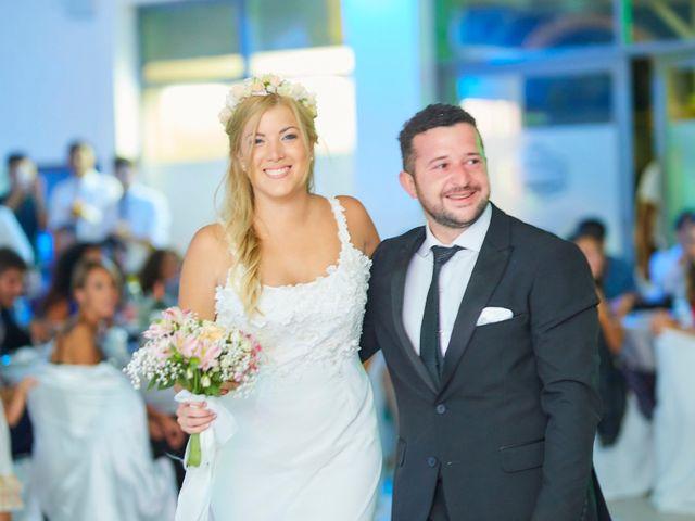 El casamiento de Mari y Tomy
