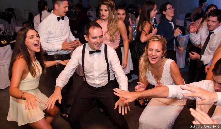 El casamiento de Ian y Leylén en Rosario, Santa Fe