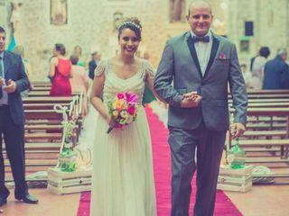 El casamiento de Vanesa  y Fernando