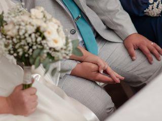El casamiento de Florencia y Favio 1