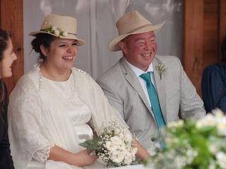 El casamiento de Florencia y Favio 2
