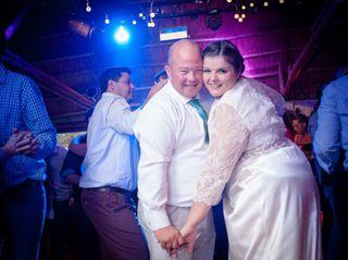 El casamiento de Florencia y Favio