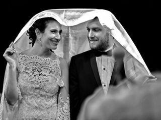 El casamiento de Anto y Uri