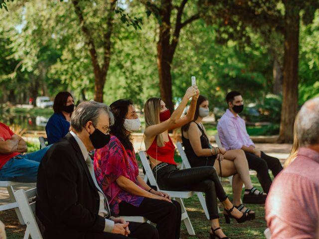 El casamiento de Martín y Camila en Saldán, Córdoba 17