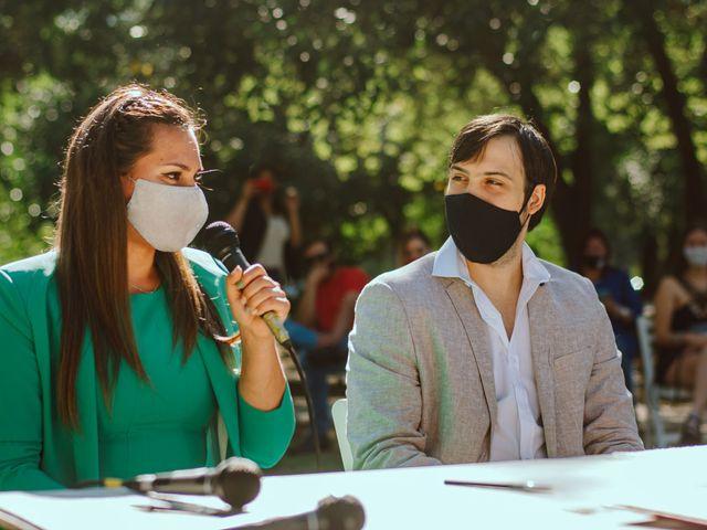 El casamiento de Martín y Camila en Saldán, Córdoba 20