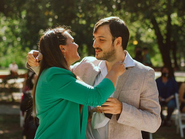 El casamiento de Martín y Camila en Saldán, Córdoba 21