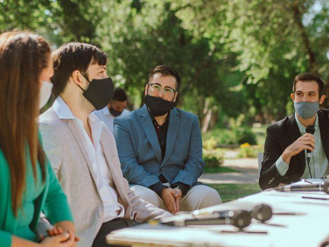 El casamiento de Martín y Camila en Saldán, Córdoba 22