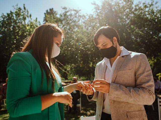 El casamiento de Martín y Camila en Saldán, Córdoba 27