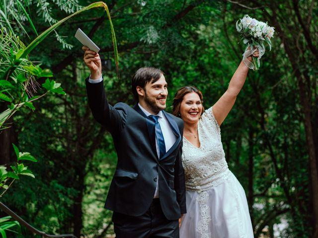 El casamiento de Martín y Camila en Saldán, Córdoba 1