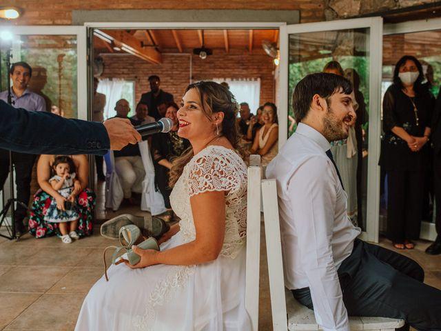 El casamiento de Martín y Camila en Saldán, Córdoba 40