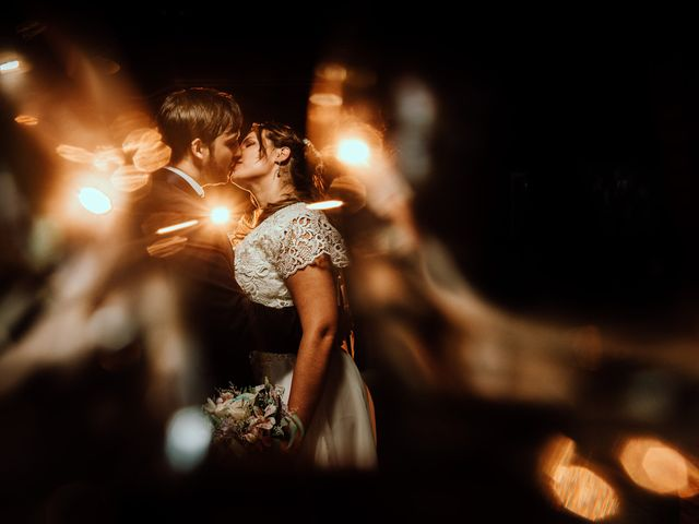 El casamiento de Camila y Martín