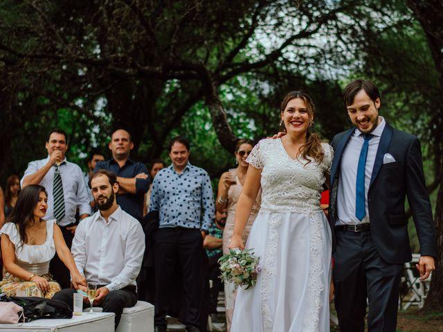 El casamiento de Martín y Camila en Saldán, Córdoba 49