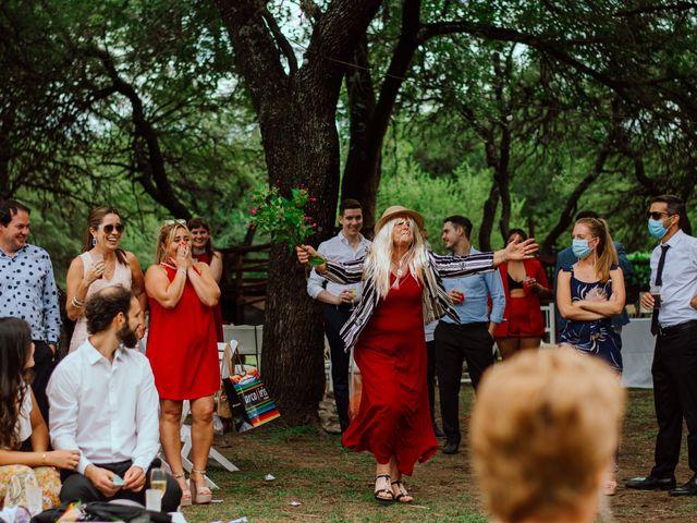 El casamiento de Martín y Camila en Saldán, Córdoba 51