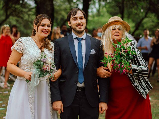El casamiento de Martín y Camila en Saldán, Córdoba 56