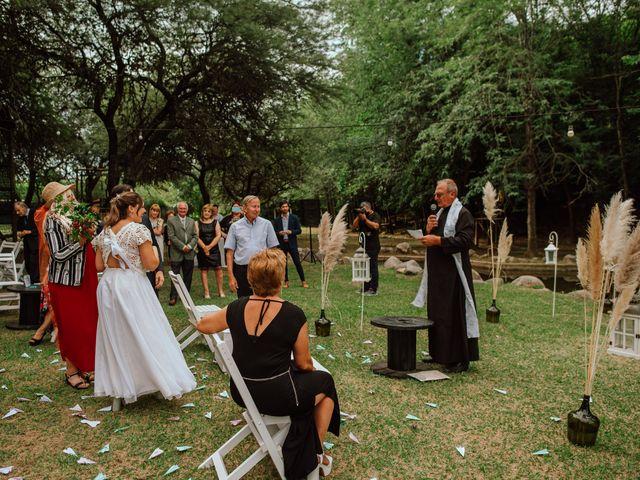 El casamiento de Martín y Camila en Saldán, Córdoba 57