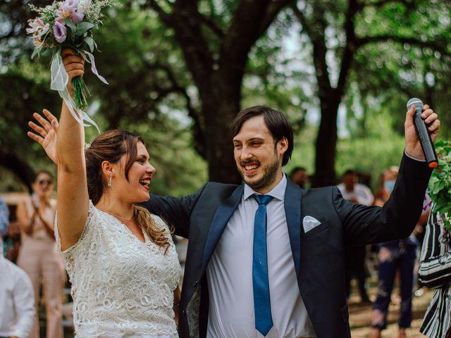El casamiento de Martín y Camila en Saldán, Córdoba 59