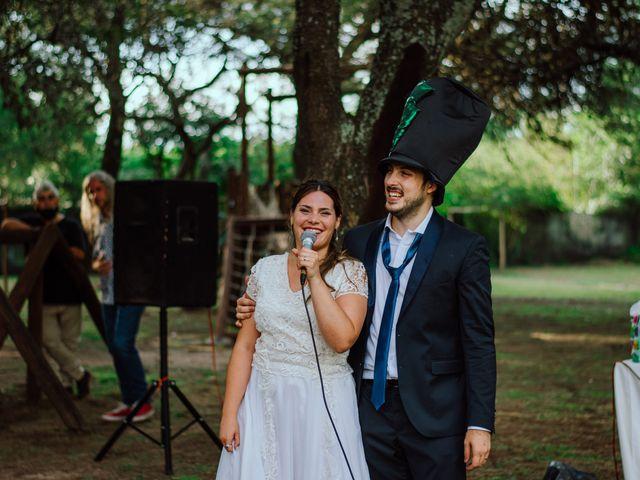El casamiento de Martín y Camila en Saldán, Córdoba 76