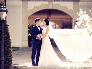 El casamiento de Diana y Christian 1