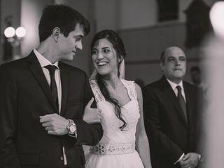 El casamiento de Paola y Leandro 1