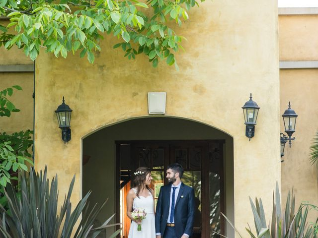 El casamiento de Mariano y María José en Cañuelas, Buenos Aires 12