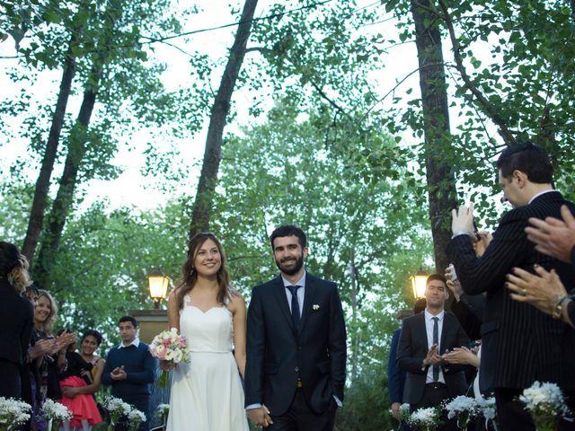 El casamiento de Mariano y María José en Cañuelas, Buenos Aires 16