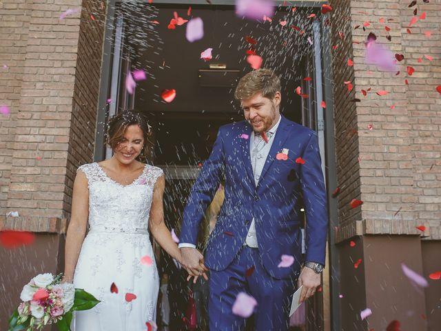 El casamiento de Mayra y Alejandro