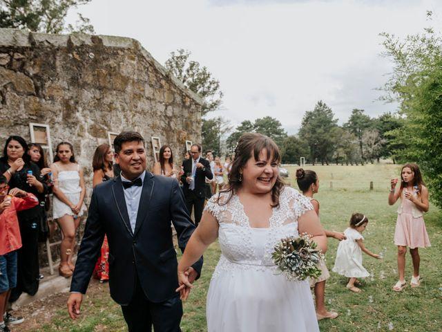 El casamiento de Valu y Sebas