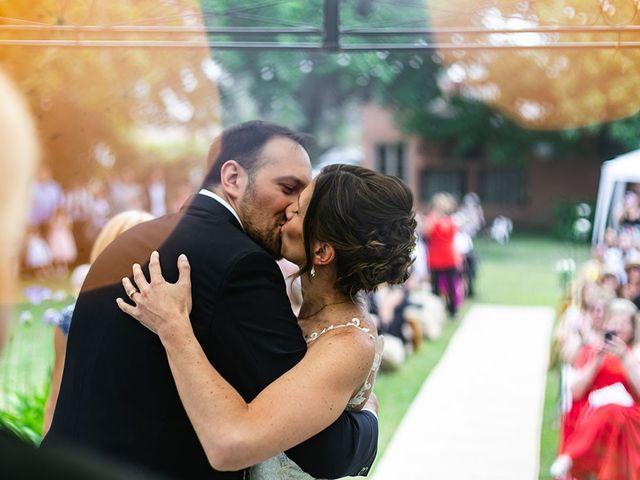 El casamiento de Damaris y Diego