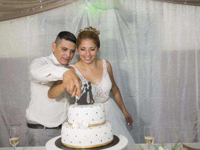 El casamiento de Yesica y Rubén