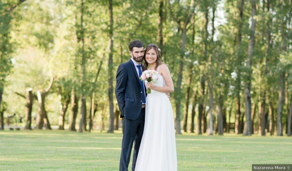 El casamiento de Mariano y María José en Cañuelas, Buenos Aires