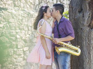 El casamiento de Gisela y Braian 2