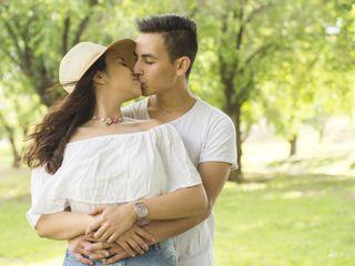 El casamiento de Gisela y Braian 3