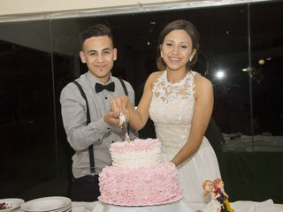 El casamiento de Gisela y Braian