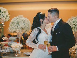 El casamiento de Carla y Macksuell