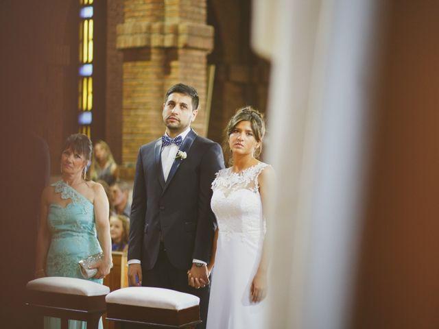 El casamiento de Ayelen y Cristian