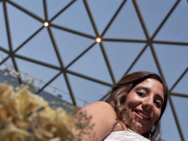 El casamiento de Marcos y Daniela en Mendoza, Mendoza 1