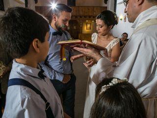 El casamiento de Fernando y Florencia