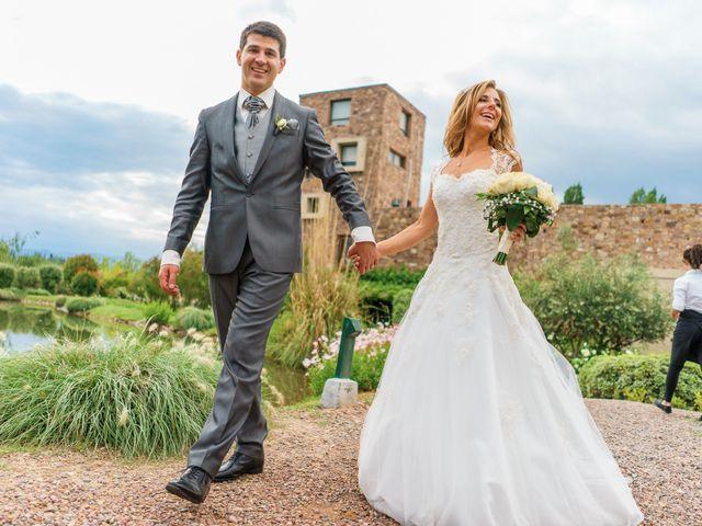 El casamiento de Yvone y Tomas