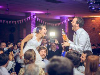 El casamiento de Agustina y Diego