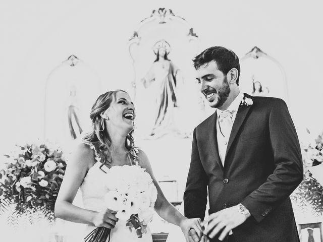 El casamiento de Agostina y Gustavo