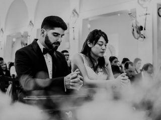El casamiento de Sofía y Matías