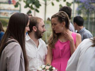 El casamiento de Romina y Santiago 1