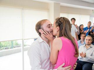 El casamiento de Romina y Santiago 3