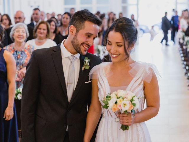 El casamiento de Paula y Santiago