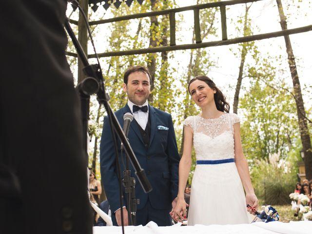 El casamiento de Marianela y Nicolas