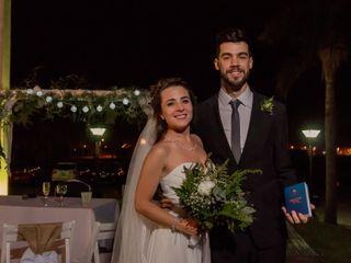 El casamiento de Aniela y Manuel